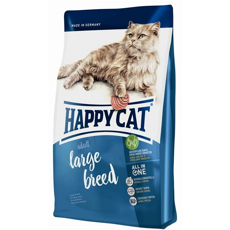 Happy Cat Supreme Large Breed Katzenfutter Von Happy Cat