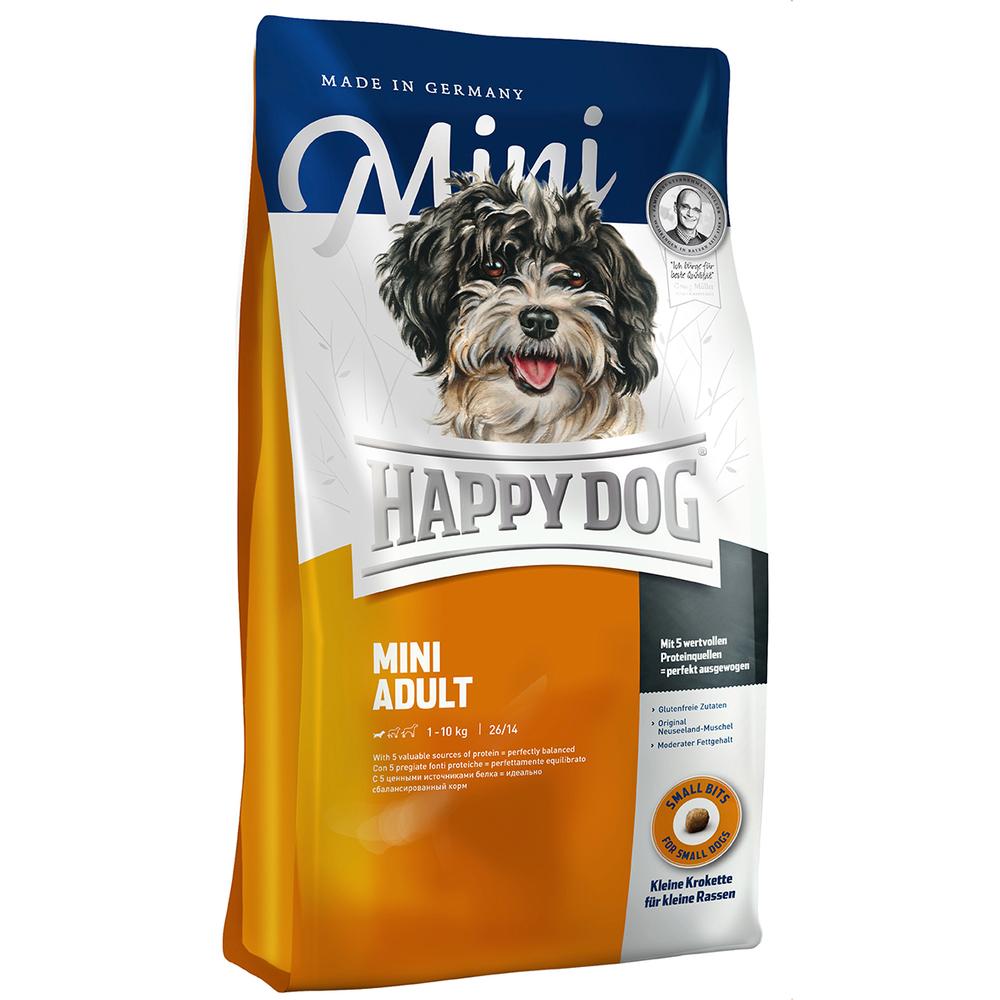 happy dog supreme adult mini hundefutter von happy dog g nstig bestellen. Black Bedroom Furniture Sets. Home Design Ideas