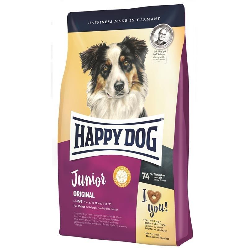 happy dog supreme young junior original von happy dog g nstig bestellen. Black Bedroom Furniture Sets. Home Design Ideas