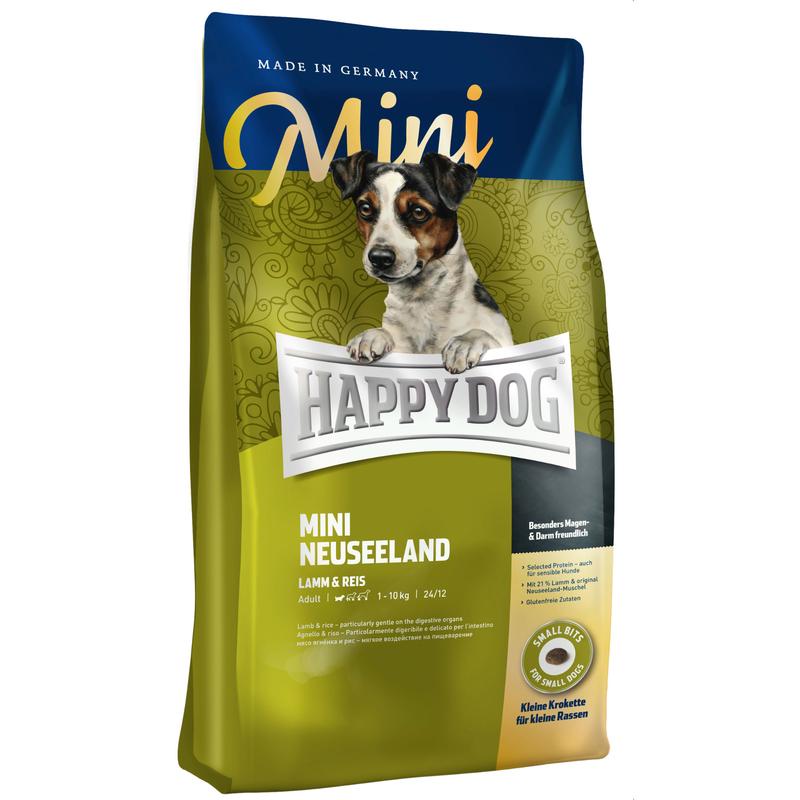happydog supreme sensible mini neuseeland von happy dog g nstig bestellen. Black Bedroom Furniture Sets. Home Design Ideas