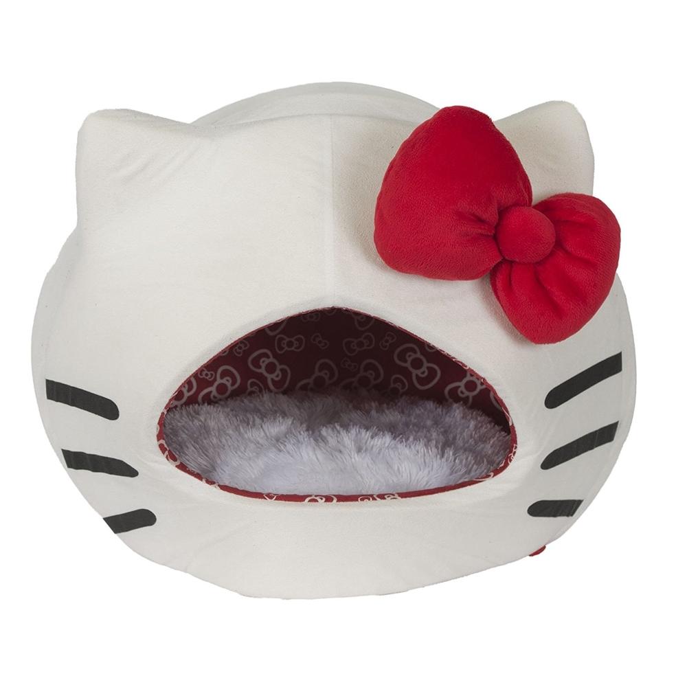 hello kitty iglootastic pet bed kuschelh hle von hello kitty g nstig bestellen. Black Bedroom Furniture Sets. Home Design Ideas