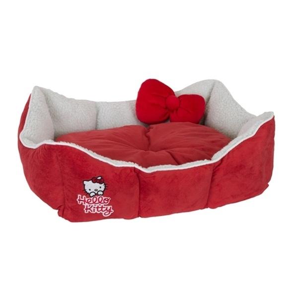 hello kitty super soft pet bed von hello kitty g nstig. Black Bedroom Furniture Sets. Home Design Ideas