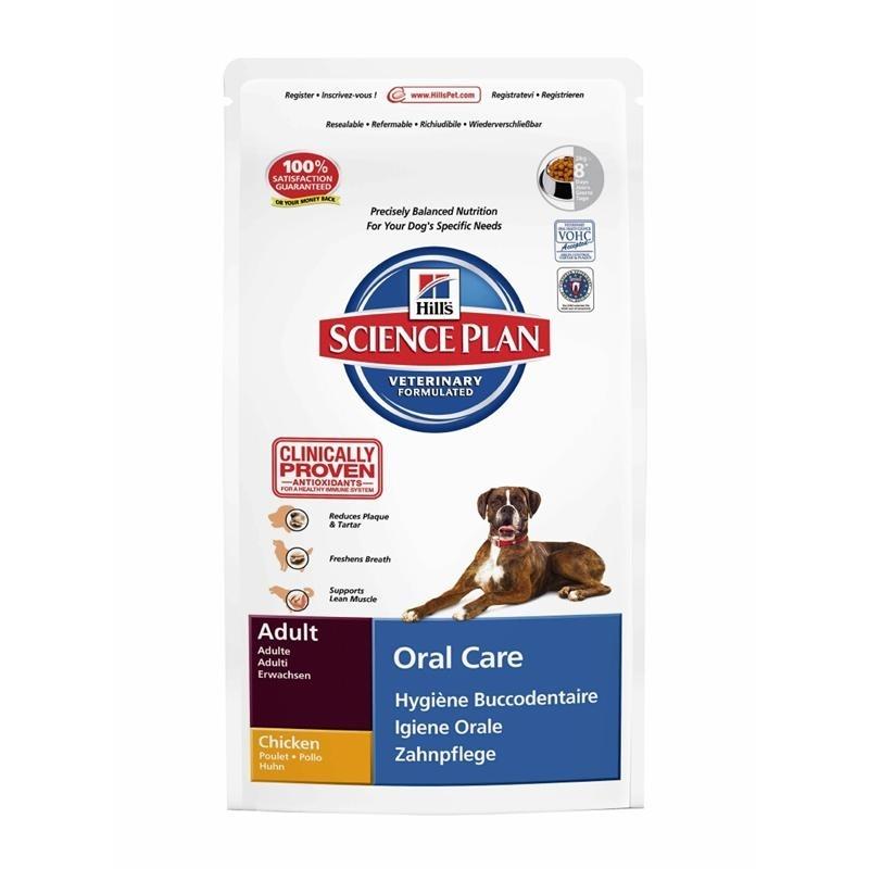 hills canine oral care hundefutter von hills g nstig bestellen. Black Bedroom Furniture Sets. Home Design Ideas
