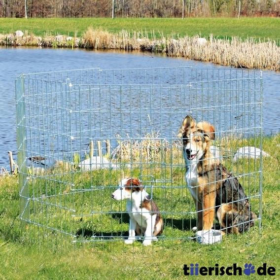 Trixie Welpengehege Freigehege für Welpen, Welpenauslauf 3954, Bild 2
