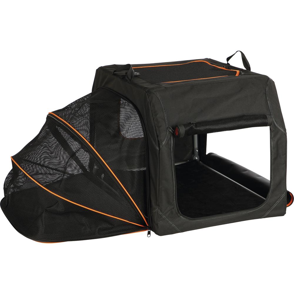 Trixie Hunde Transporthütte Transportbox Extend erweiterbar 39727