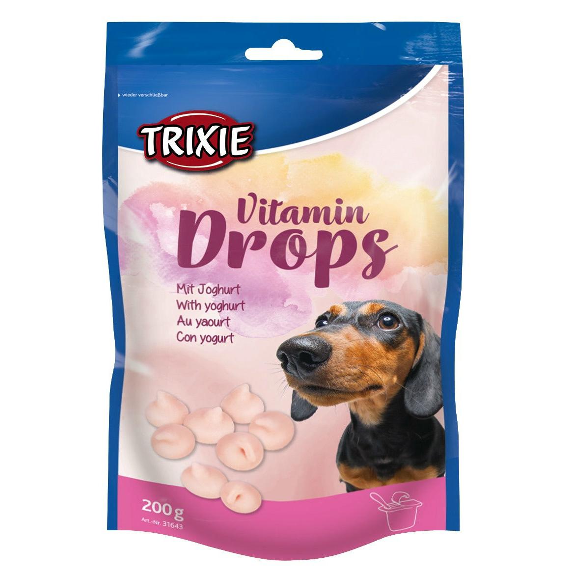 Trixie Hunde Vitamin-Drops mit Joghurt 31641, Bild 2
