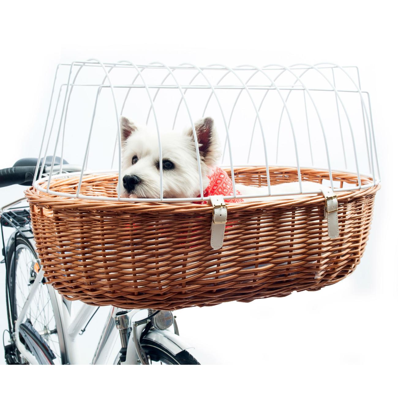 Aumüller Hundefahrradkorb Steuerkopfmontage vorne von Aumüller, Bild 2