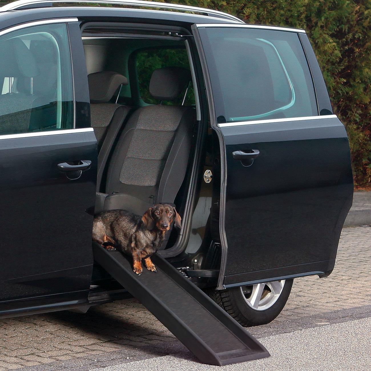 hunderampe f r kleine hunde 3942 von trixie g nstig bestellen. Black Bedroom Furniture Sets. Home Design Ideas