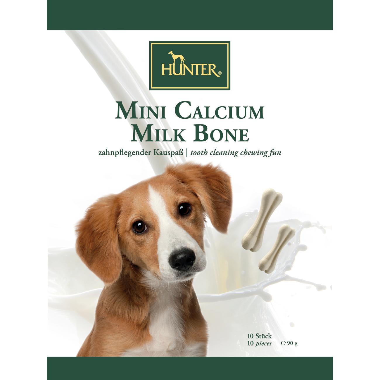 Hunter Hundesnack Mini Calcium Milk Bone für kleine Hunde 61037, Bild 2
