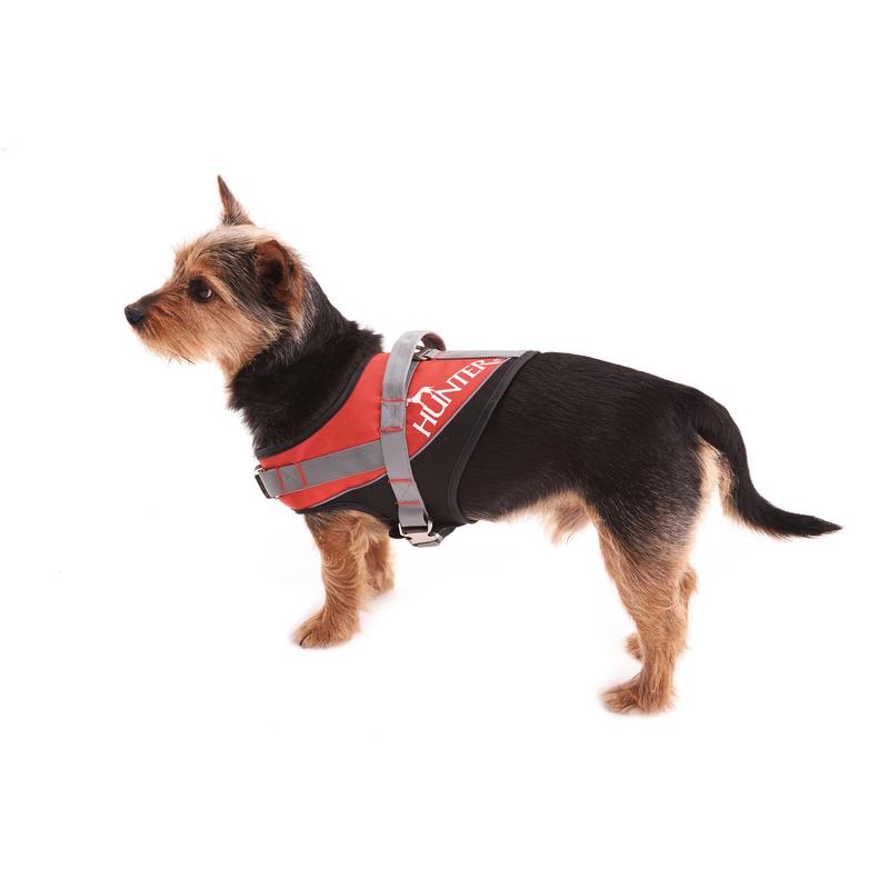 Hunter Hunde Outdoor-Geschirr Neopren Verdal, Bild 3