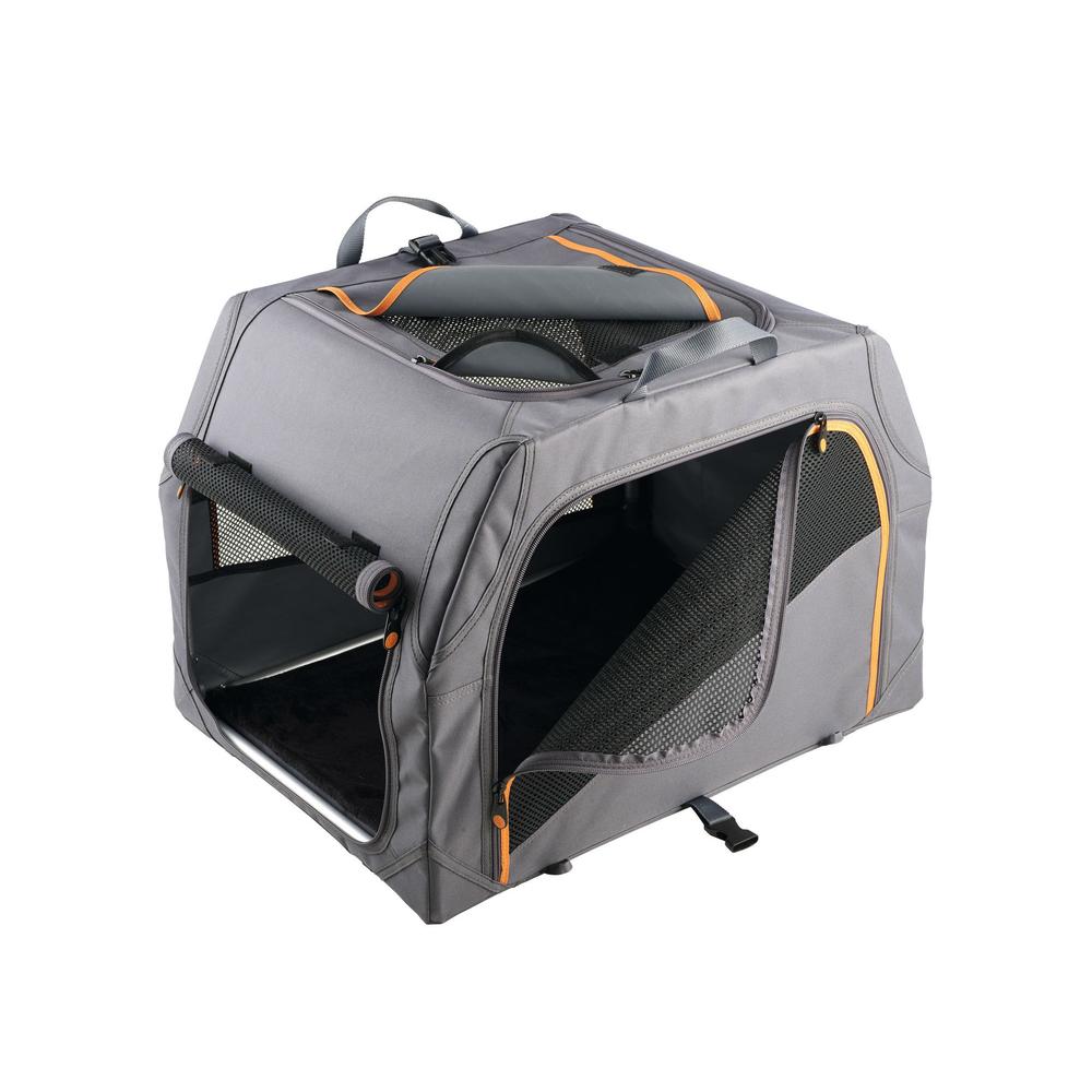 hunter hundetransportbox alu gestell 62583 von hunter online kaufen. Black Bedroom Furniture Sets. Home Design Ideas