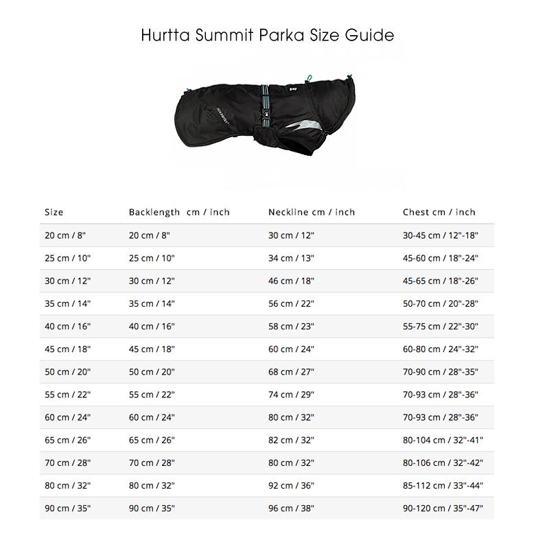 HURTTA Hurtta Wintermantel für Hunde Summit Parka, Bild 8