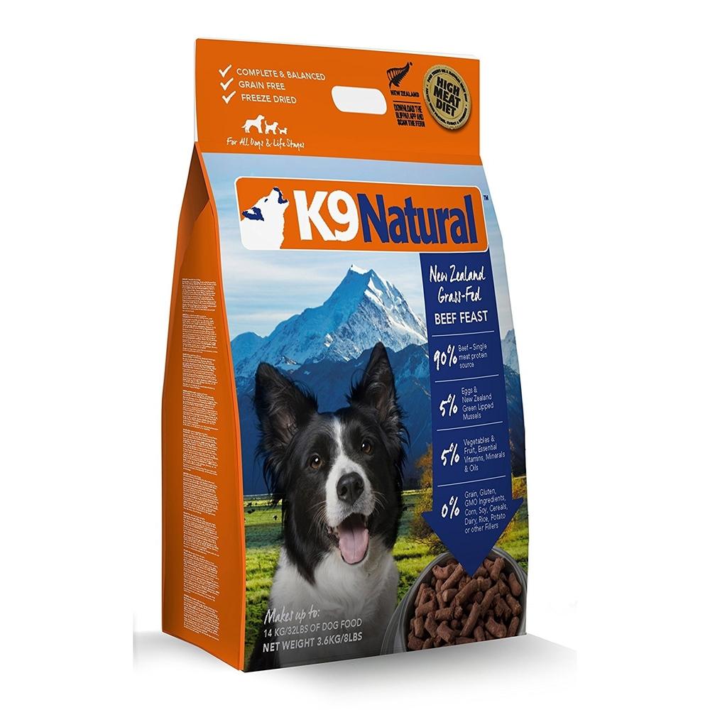 k9 natural beef hundefutter mit rind von k9 natural g nstig bestellen. Black Bedroom Furniture Sets. Home Design Ideas