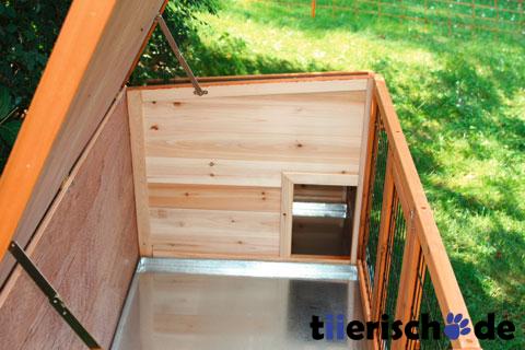 kaninchenstall xxl von kerbl g nstig bestellen. Black Bedroom Furniture Sets. Home Design Ideas