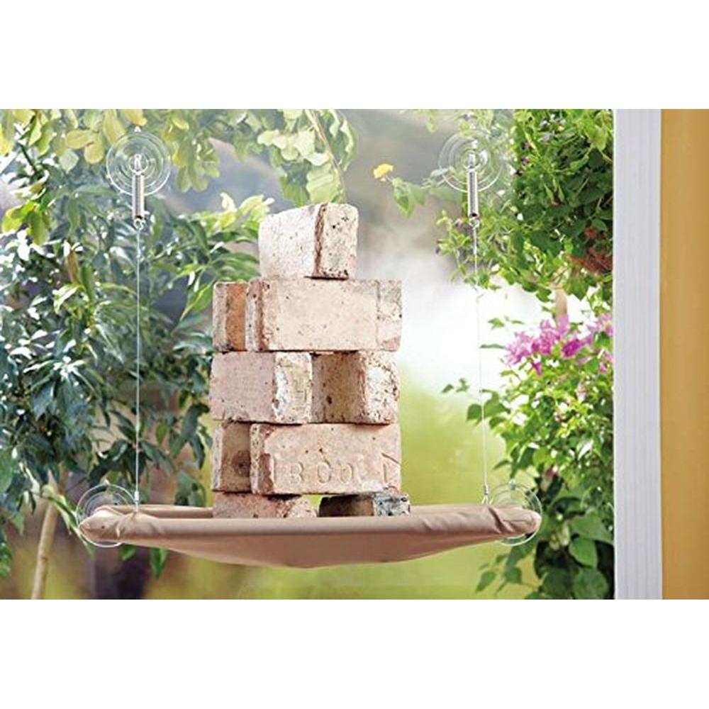 katzen fensterh ngematte sunny seat von oster g nstig bestellen. Black Bedroom Furniture Sets. Home Design Ideas