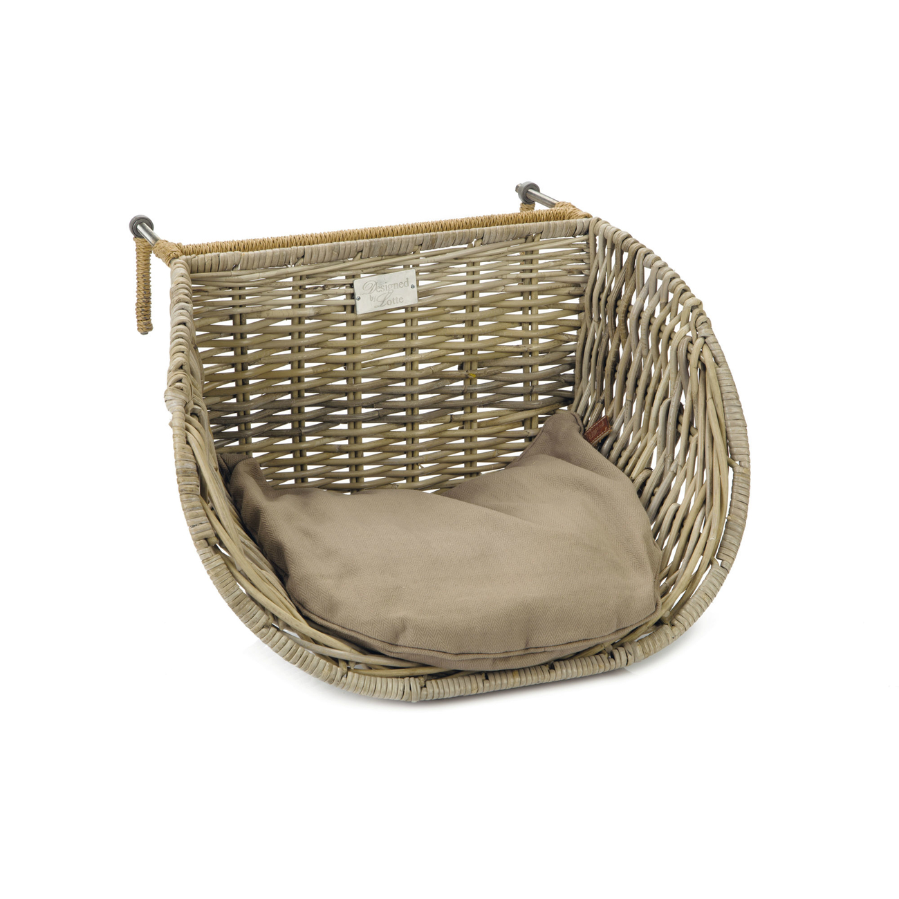Designed By Lotte Katzen Heizungsliege Rattan Koozy Designed By Lotte