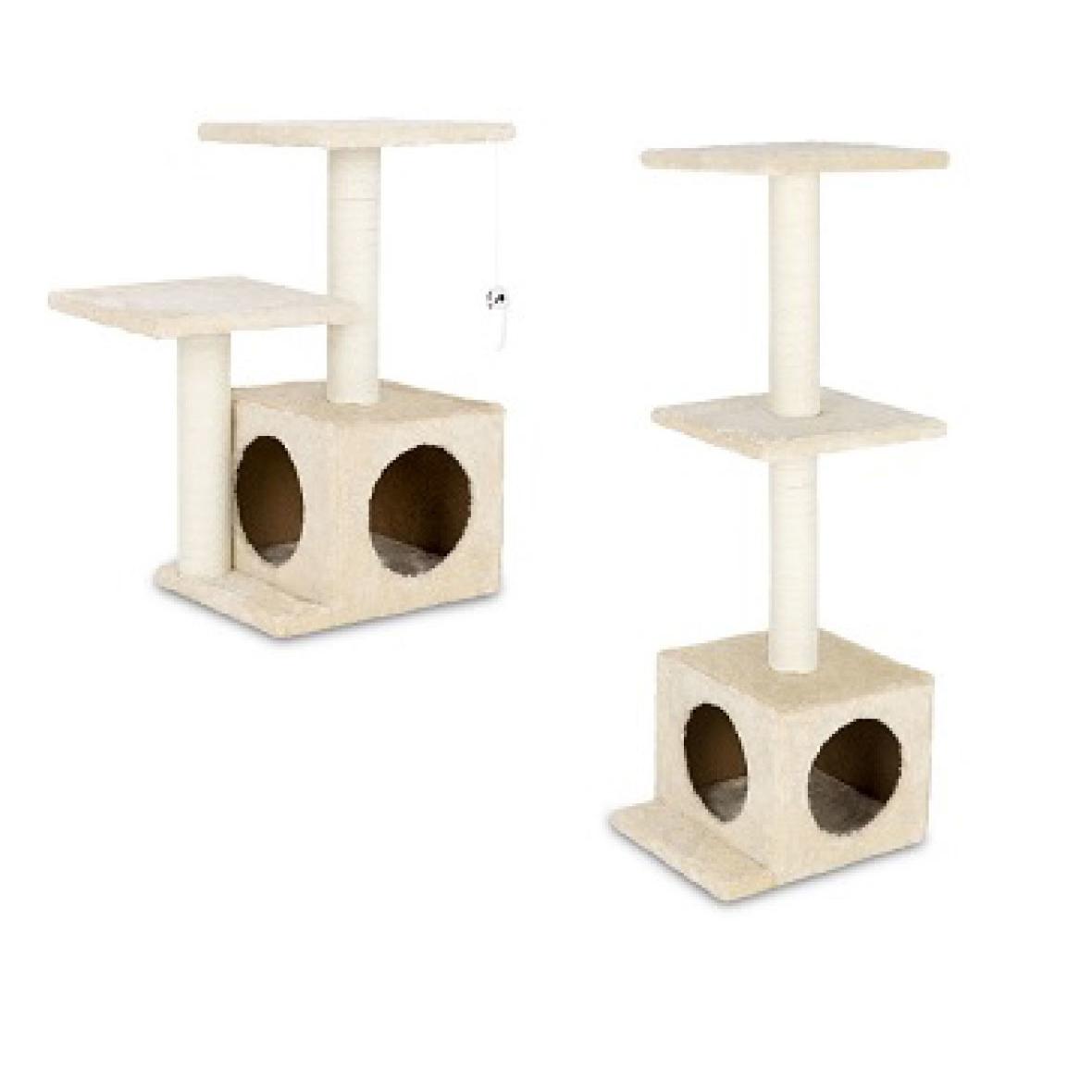 katzenbaum delia 2in1 von petolina g nstig bestellen. Black Bedroom Furniture Sets. Home Design Ideas