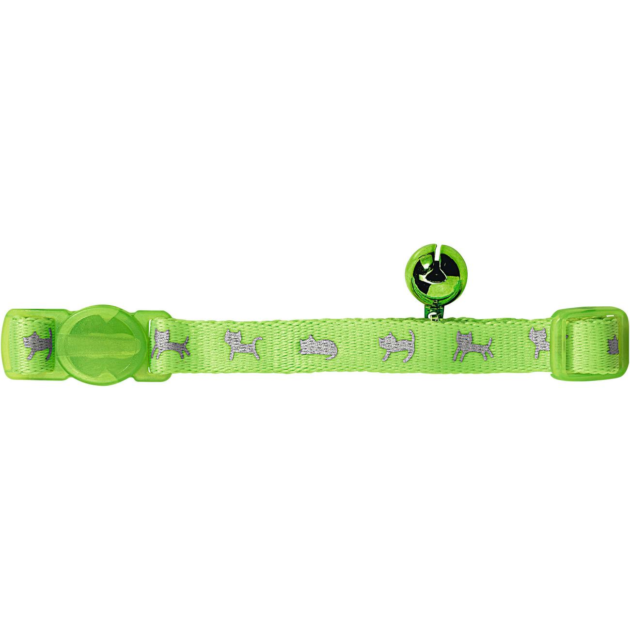 Hunter Katzenhalsband Neon 31033