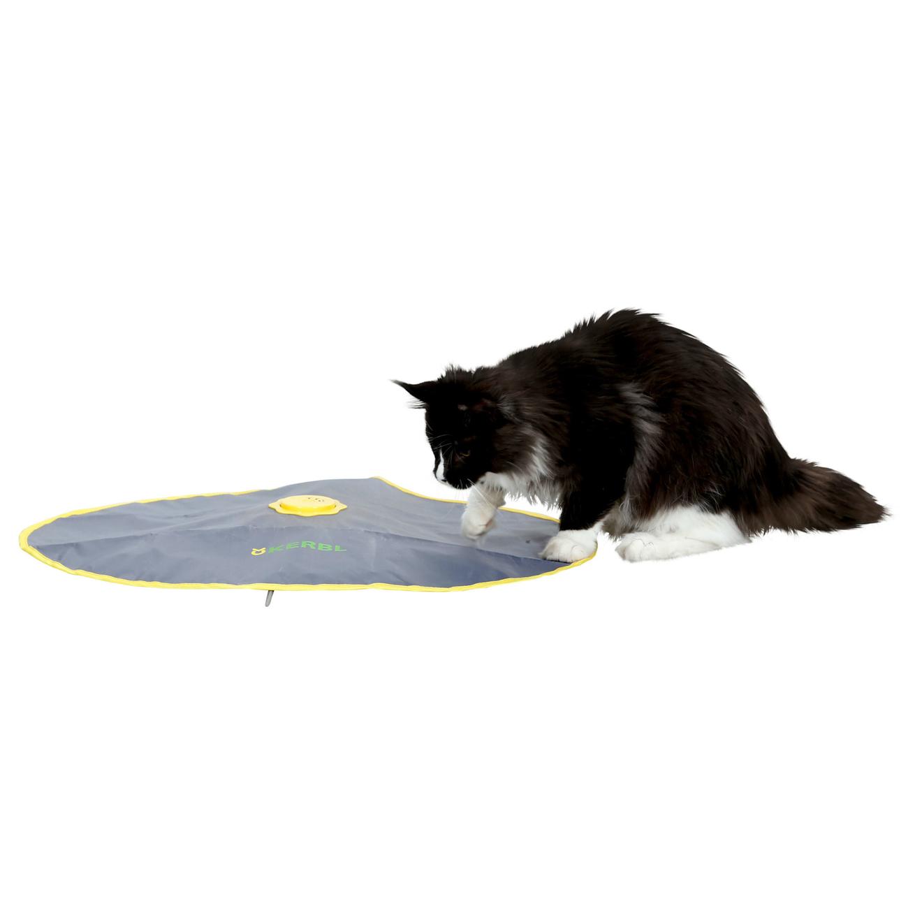 Kerbl Katzenspielzeug 2in1 Catch the TailFeather, Bild 2