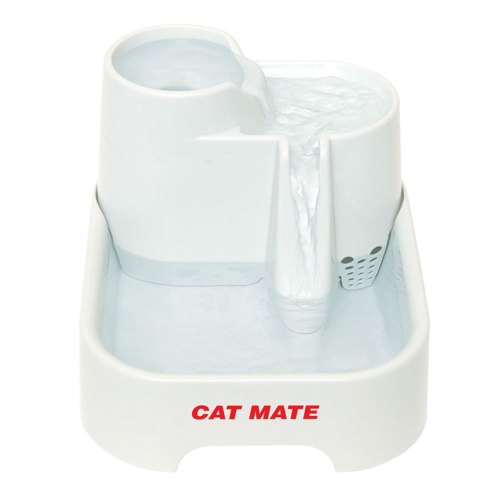 Cat Mate Haustierquelle Trinkbrunnen für Hunde und Katzen von CAT ...