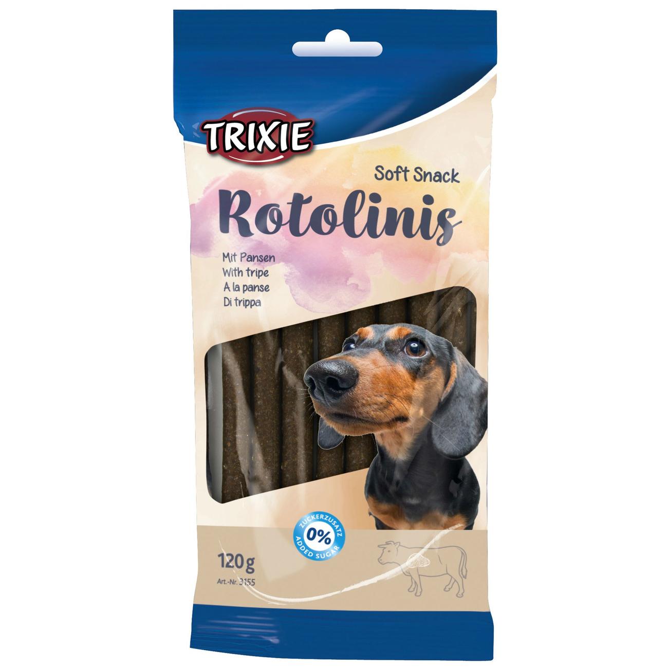 Trixie Kaustangen Hund Rotolinis 3171