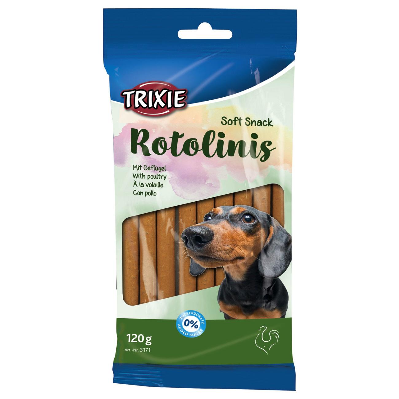 Trixie Kaustangen Hund Rotolinis 3171, Bild 2