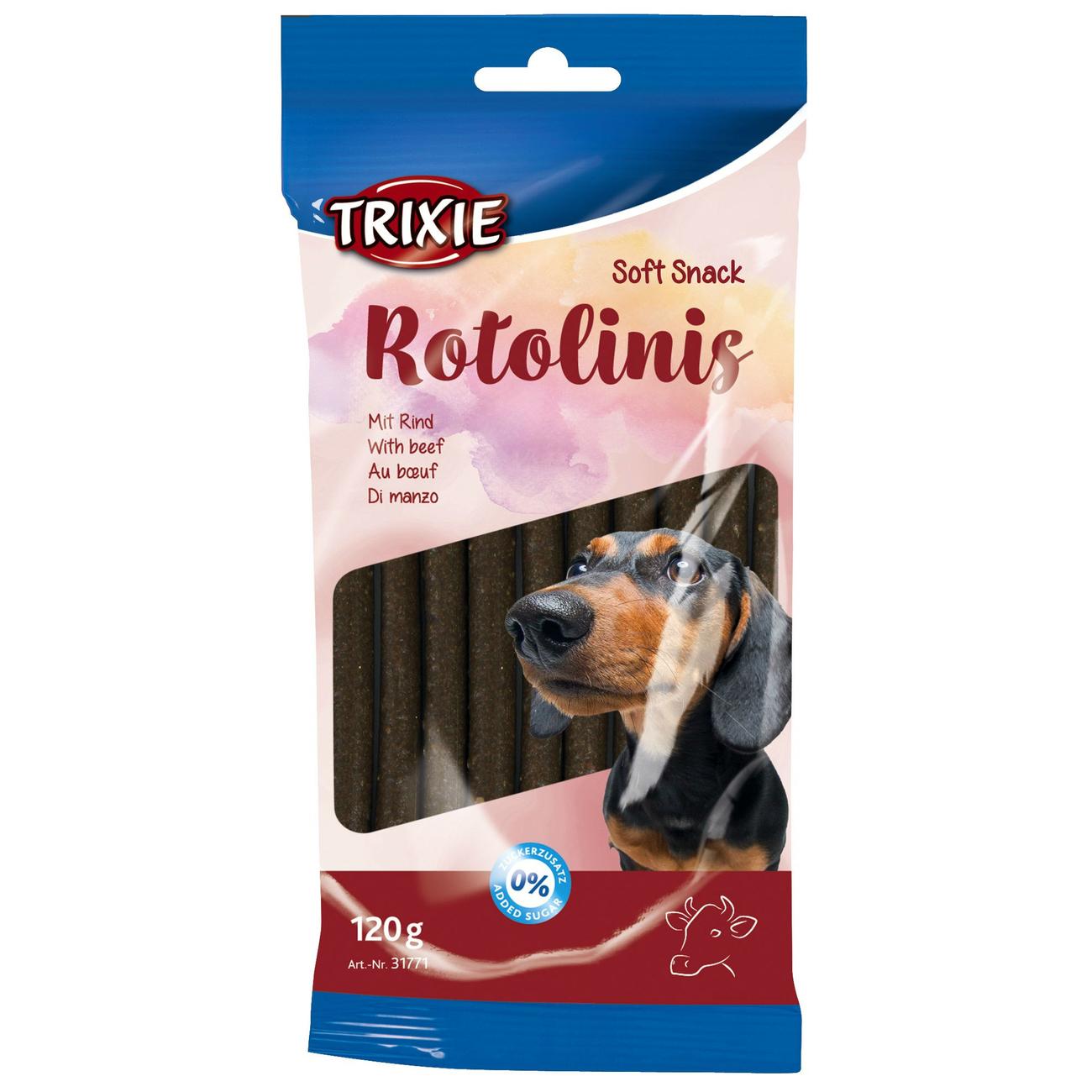 Trixie Kaustangen Hund Rotolinis 3171, Bild 3