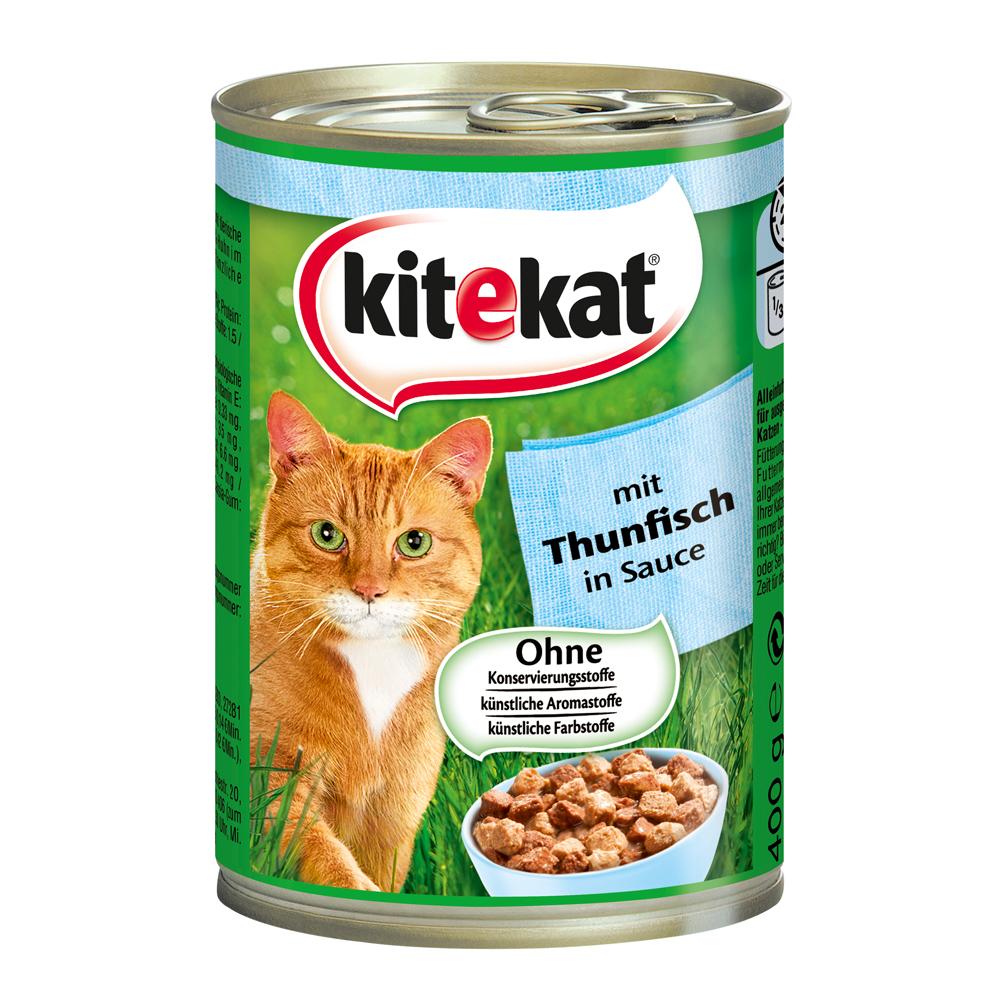 Kitekat Dosenfutter für Katzen, Bild 7