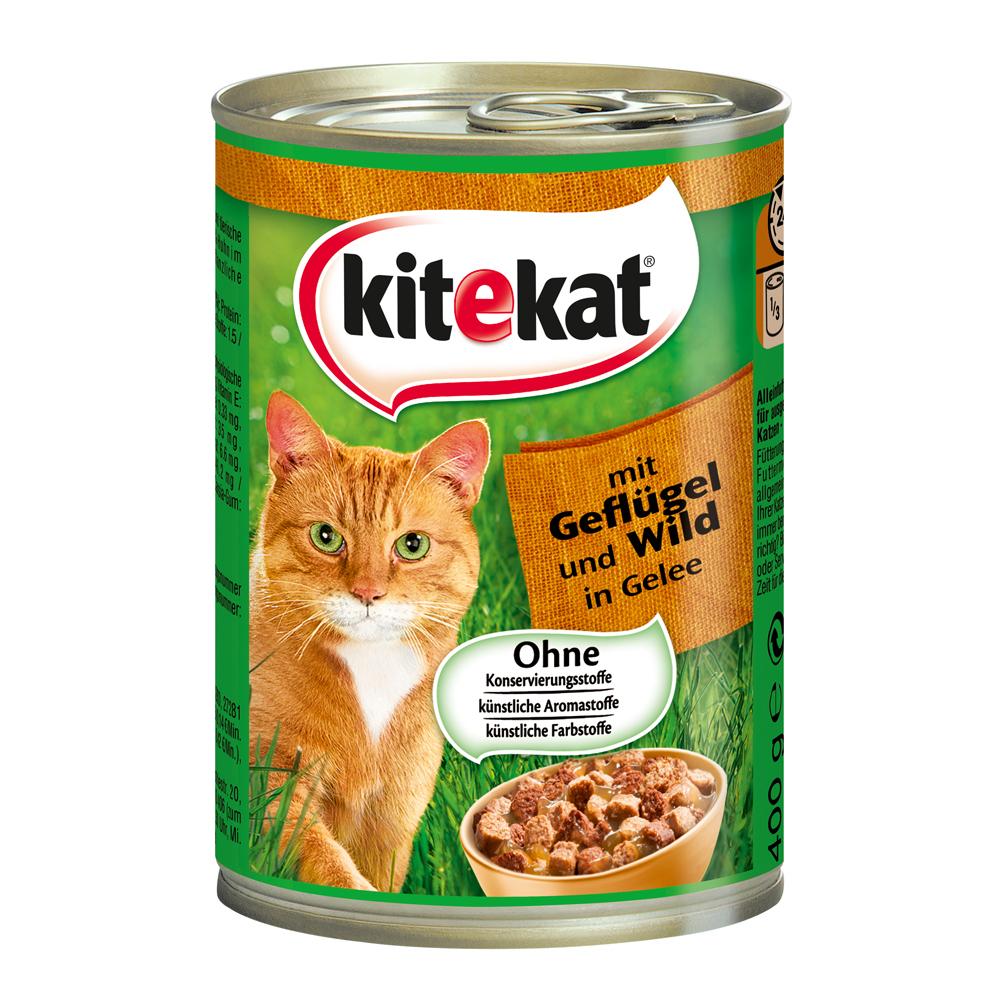 Kitekat Dosenfutter für Katzen, Bild 8