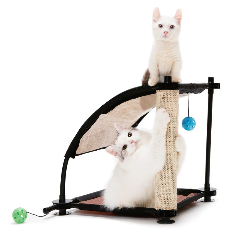 kitty city rampe climbing hill von sportpet designs g nstig bestellen. Black Bedroom Furniture Sets. Home Design Ideas
