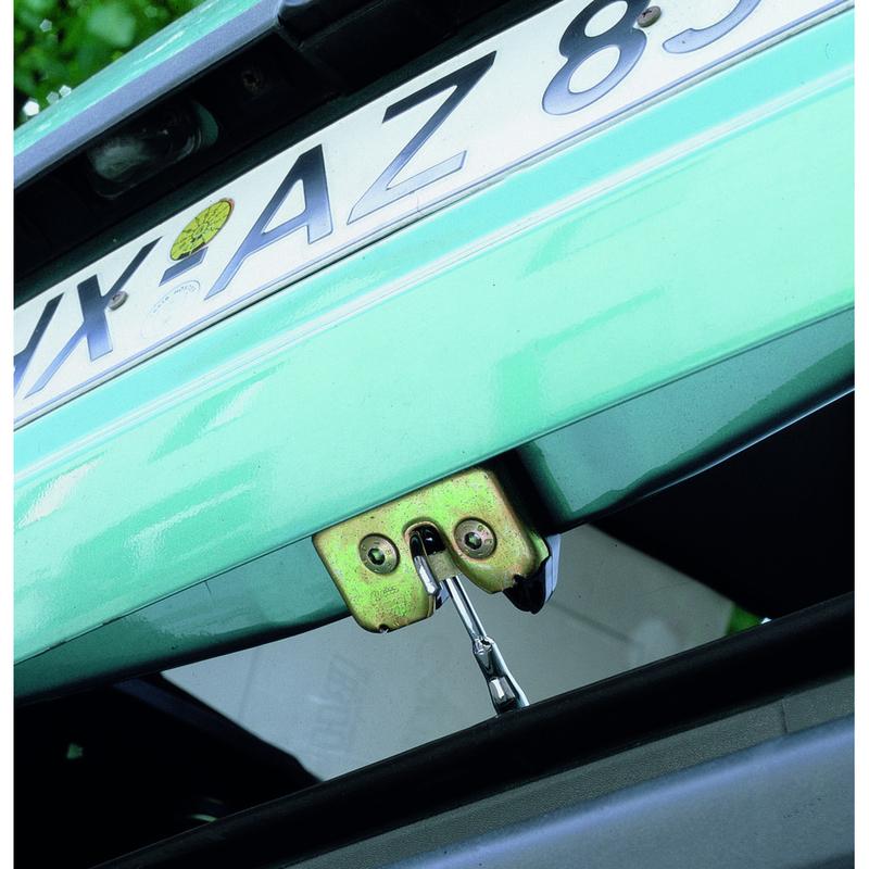 Kofferraum Abstandshalter Belüftung, Bild 2