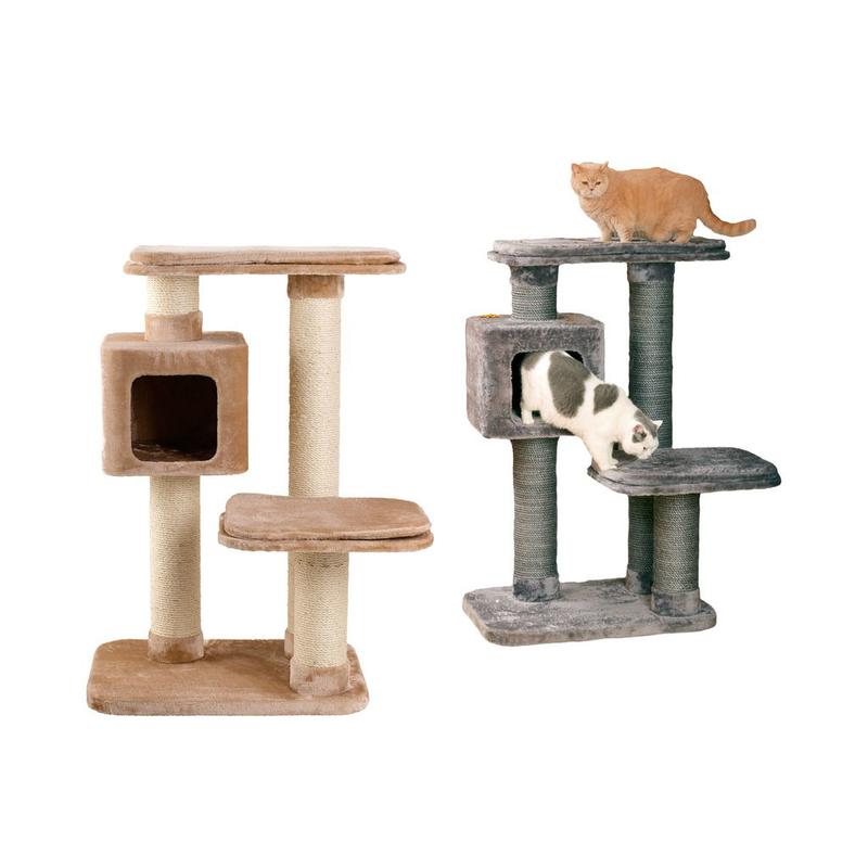 kratzbaum xxl big cat 1 von karlie flamingo g nstig bestellen. Black Bedroom Furniture Sets. Home Design Ideas