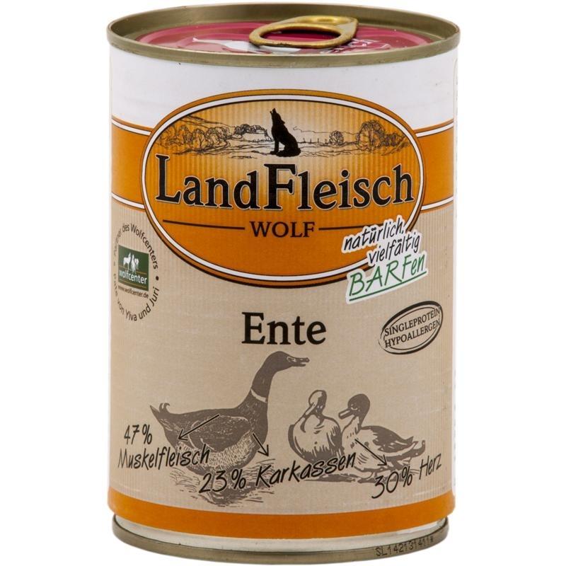 landfleisch wolf hundefutter von landfleisch g nstig bestellen. Black Bedroom Furniture Sets. Home Design Ideas