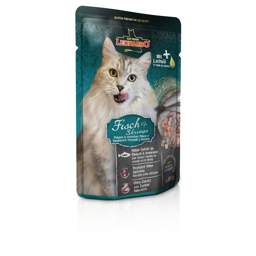 Leonardo Nassfutter für Katzen im Frischebeutel, Bild 7
