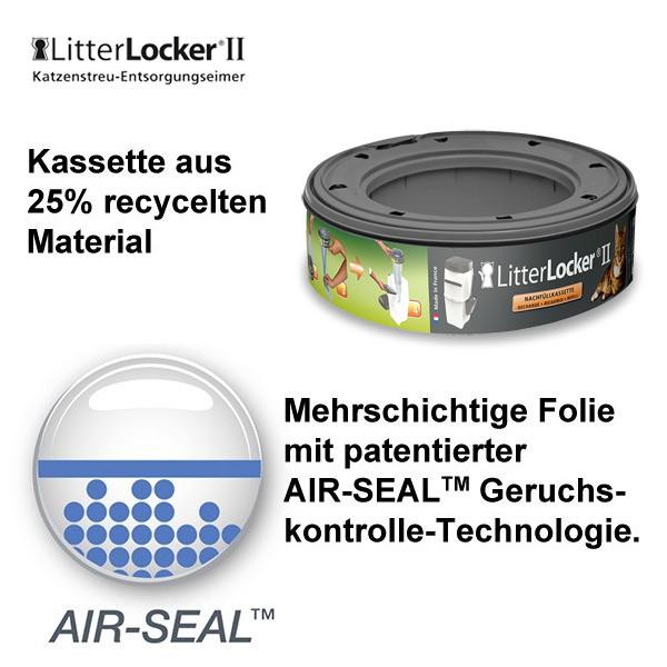 LitterLocker 2 Nachfüllkassette, Bild 2