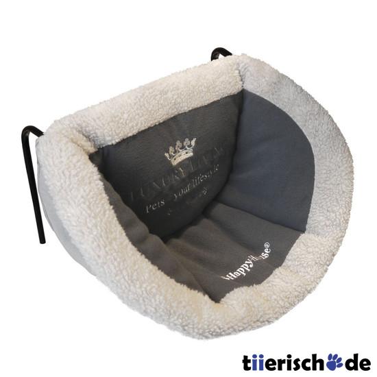 luxus heizungsliege f r katzen von happy house g nstig bestellen. Black Bedroom Furniture Sets. Home Design Ideas