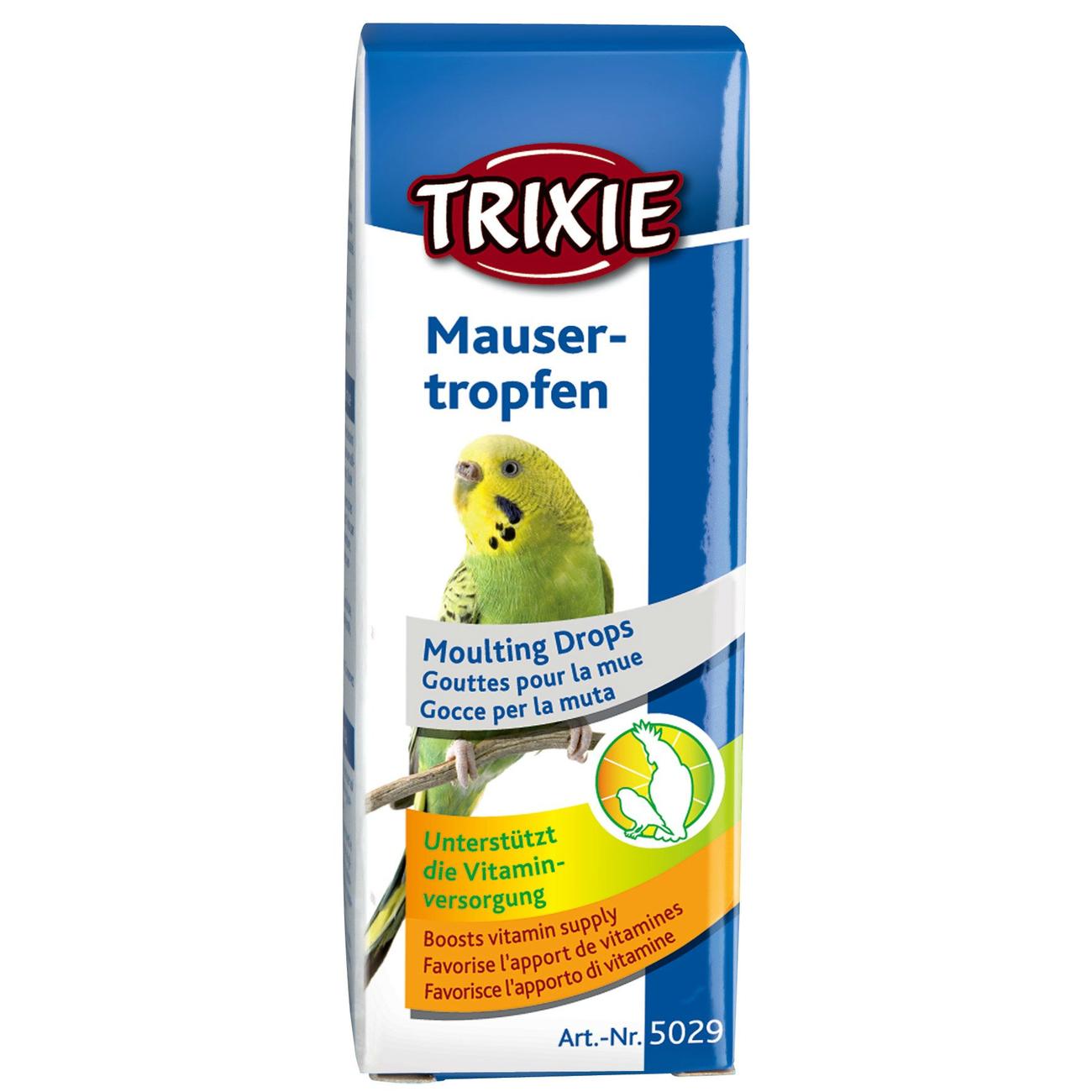 Trixie Mauser-Tropfen für Vögel 5029