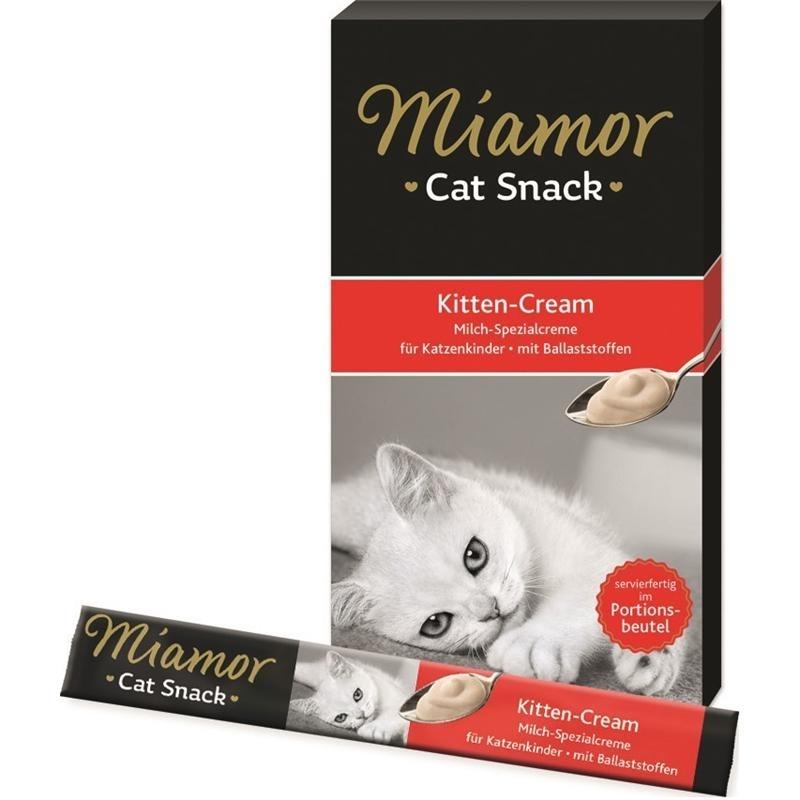 Miamor Schleck Snack Cream für Katzen, Bild 6