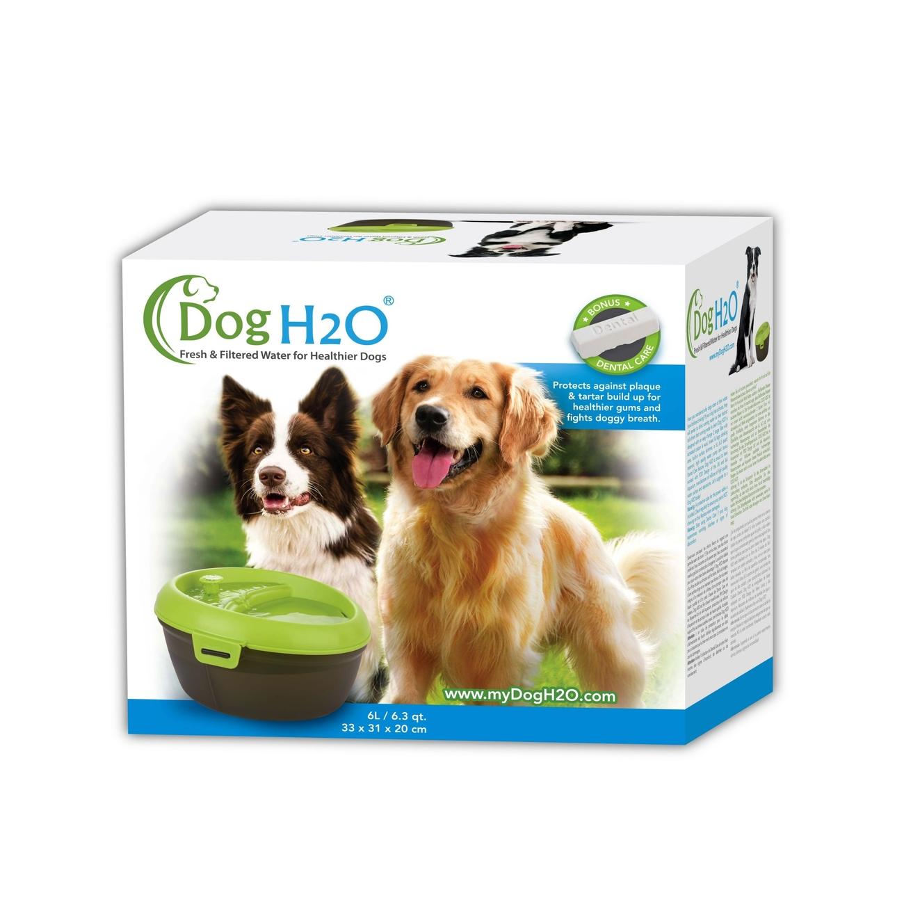 Dog H2O MyDog H2O Hundetrinkbrunnen, Bild 2