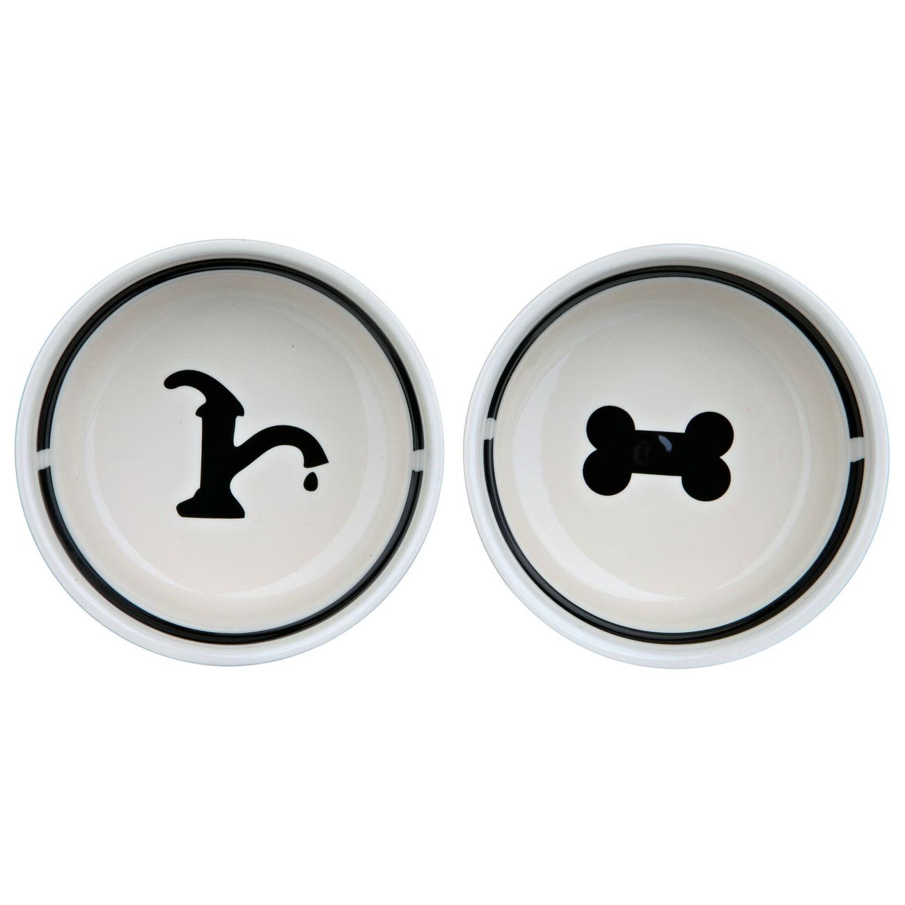 Trixie Napfset aus Keramik mit Ständer Eat on Feet 24640, Bild 2