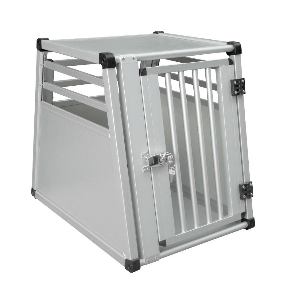 nobby aluminium hundebox auto von nobby g nstig bestellen. Black Bedroom Furniture Sets. Home Design Ideas