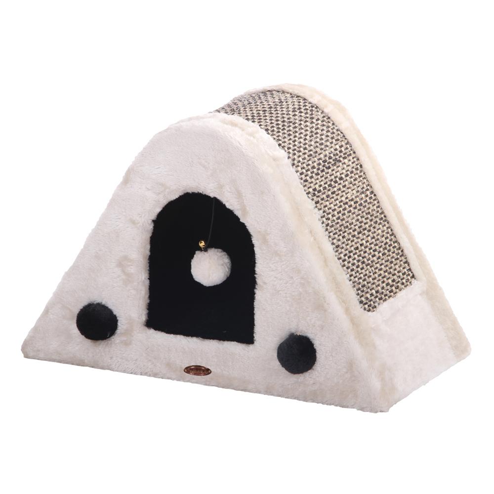 nobby katzen kratzh hle tonki von nobby g nstig bestellen. Black Bedroom Furniture Sets. Home Design Ideas