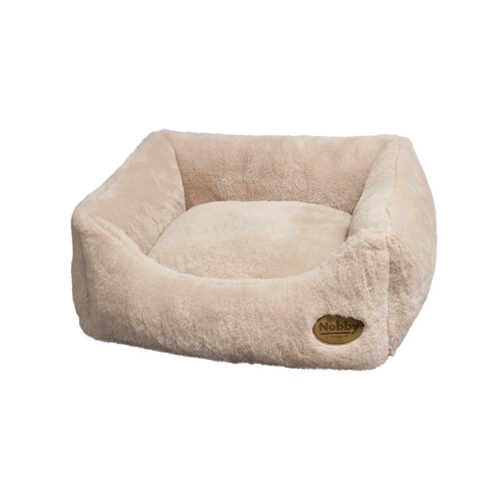 Nobby Komfort Hundebett Plüsch eckig MILA von Nobby günstig bestellen