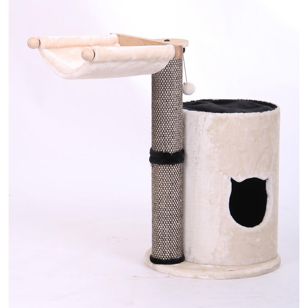 nobby kratzbaum kadi mit kratztonne von nobby g nstig bestellen. Black Bedroom Furniture Sets. Home Design Ideas