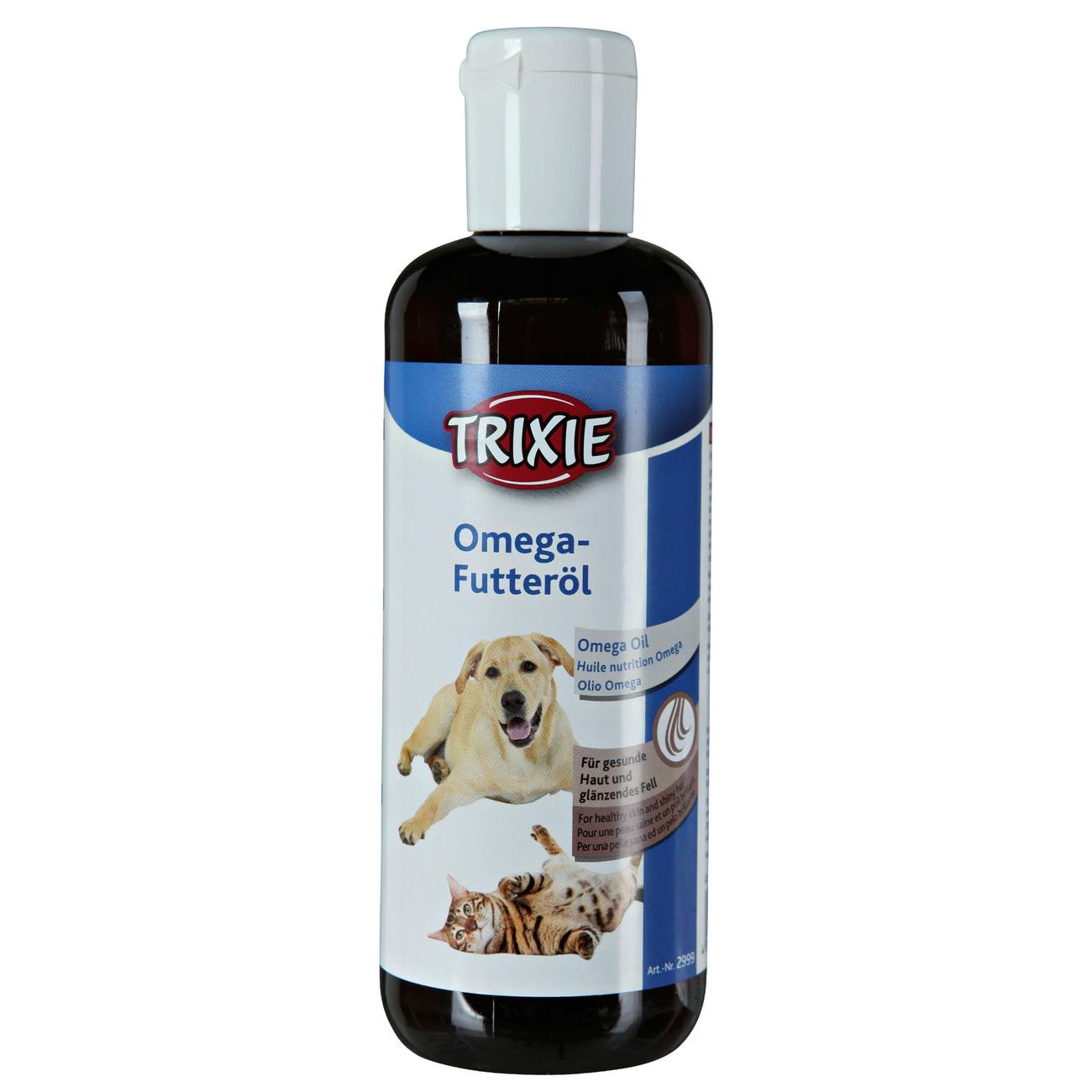 Trixie Omega Futteröl für Hunde & Katzen 2999