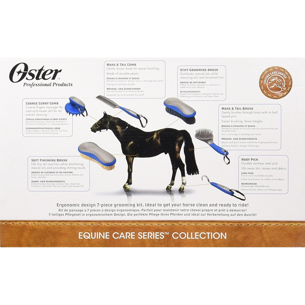 Oster Pferdepflege-Set, Bild 13