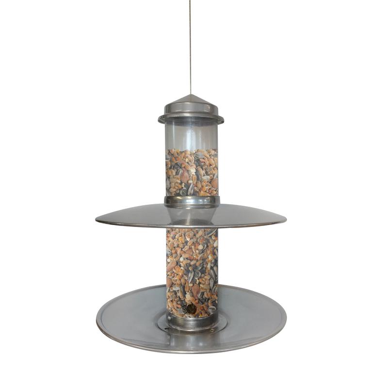 outdoor vogelfutterspender big feeder von gardenlife g nstig bestellen. Black Bedroom Furniture Sets. Home Design Ideas
