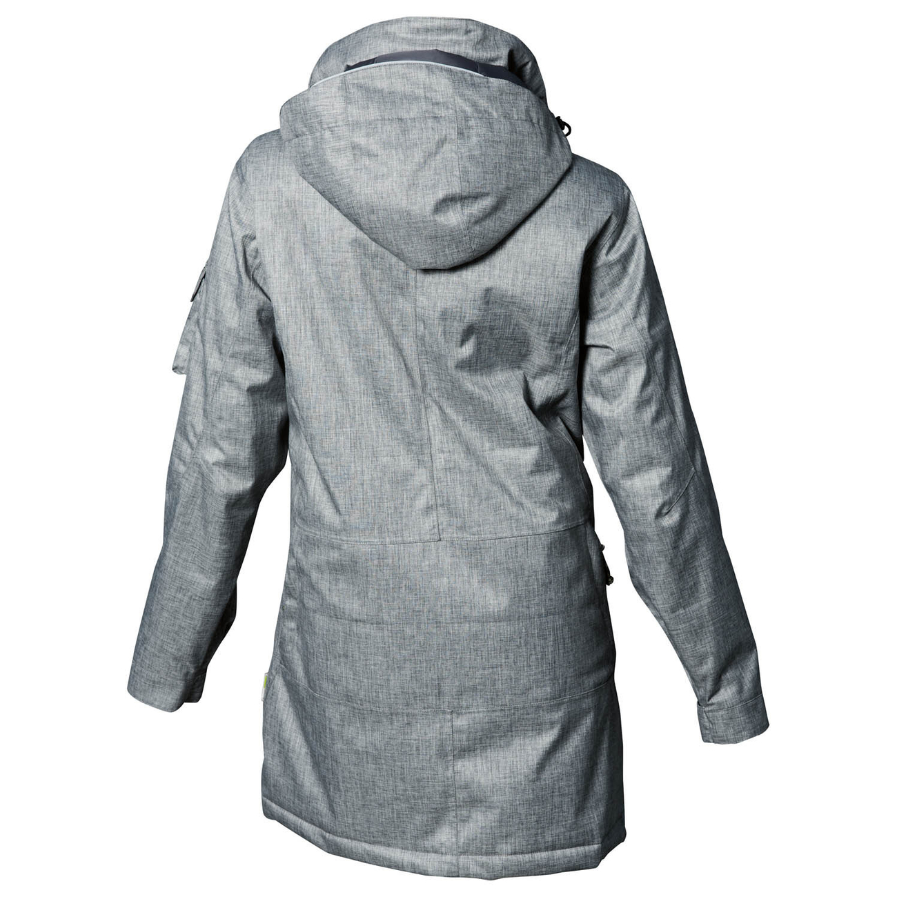 Owney arctic parka damen mantel grey