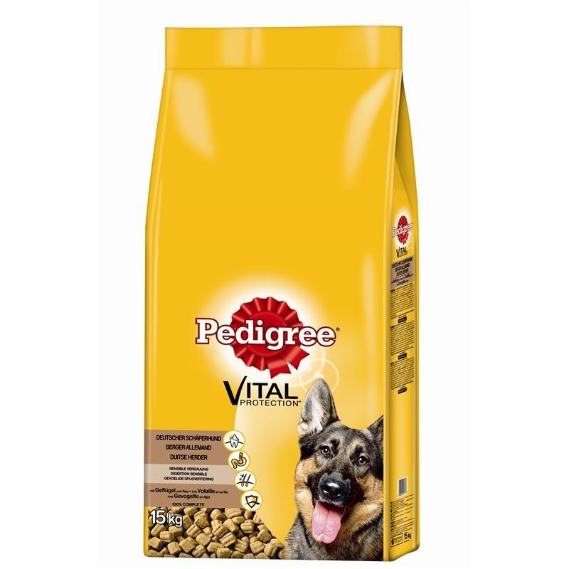 pedigree deutscher sch ferhund hundefutter von pedigree g nstig bestellen. Black Bedroom Furniture Sets. Home Design Ideas