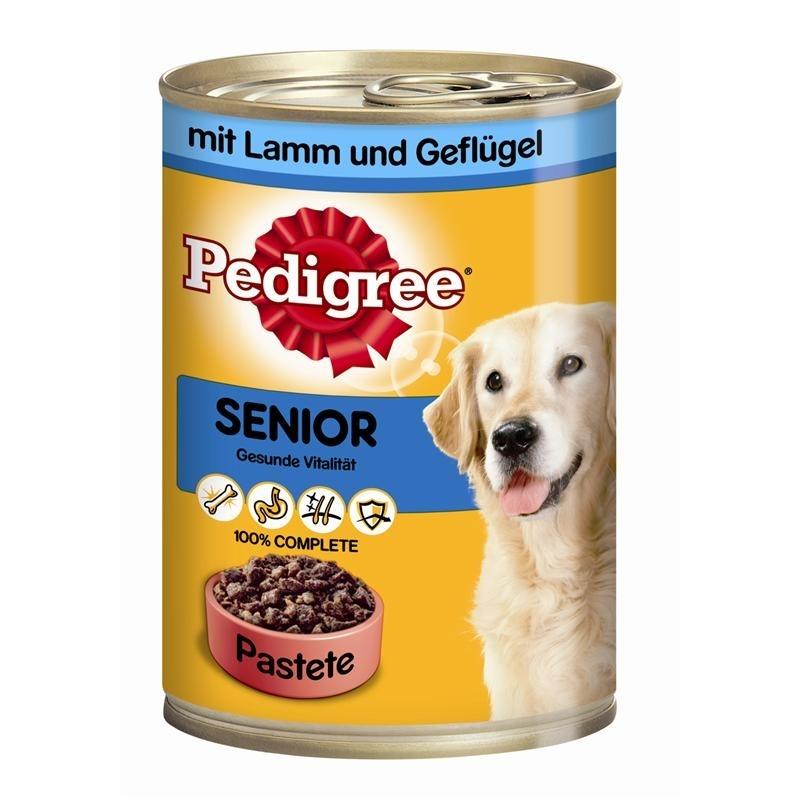 pedigree dose senior hundefutter von pedigree g nstig bestellen. Black Bedroom Furniture Sets. Home Design Ideas